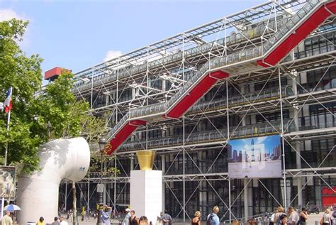 the centre georges pompidou world for