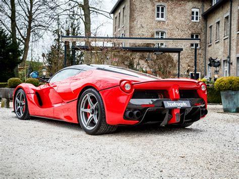 Ferrari Laferrari For Sale In The Netherlands Gtspirit