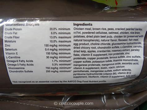kirkland signature super premium healthy weight dog food
