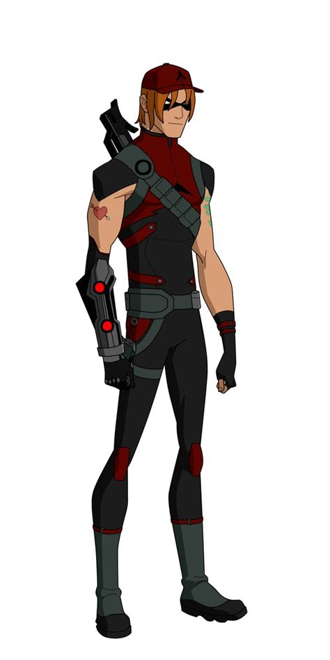 Arsenal / Roy Harper Voice - Young Justice (Show) | Behind The Voice Actors