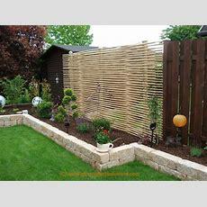 Herausragende Moderner Sichtschutz Garten Fuer Für Den
