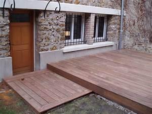 Bois Exotique Pour Terrasse : terrasse bois ma terrasse ~ Dailycaller-alerts.com Idées de Décoration