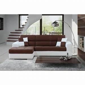 17 best sofa images on pinterest furniture home With canapé faux cuir