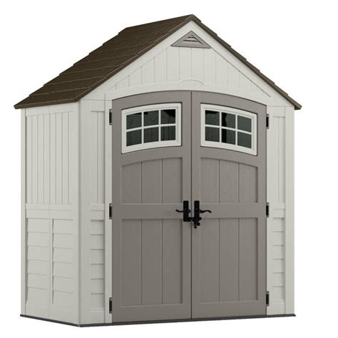 Suncast Cascade Shed Accessories suncast cascade 7x4 storage shed bms7400d free shipping