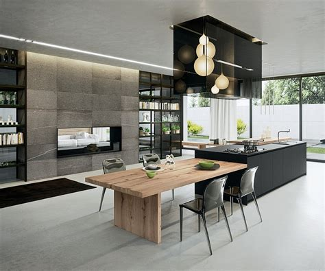 Sophisticated Contemporary Kitchens With Cuttingedge Design