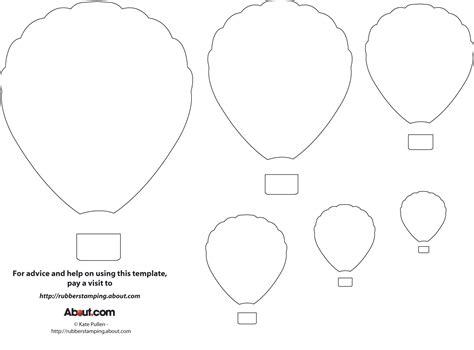 balloon zilla pic  printable balloon template