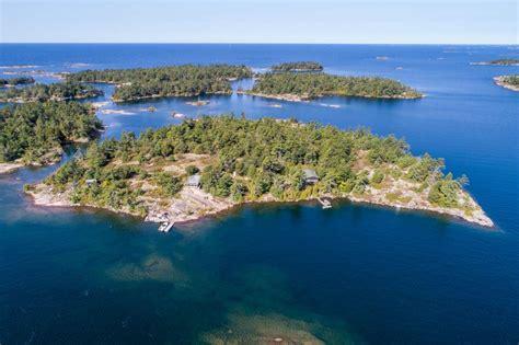 Jumbo Island  Georgian Bay, Ontario , Canada  Private
