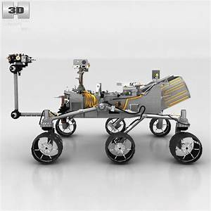 Mars Rover Model - Pics about space