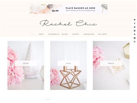 best homepage design 35 best feminine themes 2018 athemes