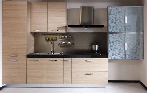 american modern cheap pvc kitchen cabinets  sale