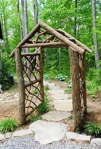 Free Design Woodworking: Looking for Arbor gate design