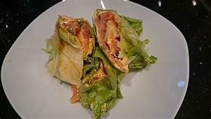 Salat Mit Geräuchertem Lachs : salat wraps mit lachs von silkeniklas ~ Orissabook.com Haus und Dekorationen