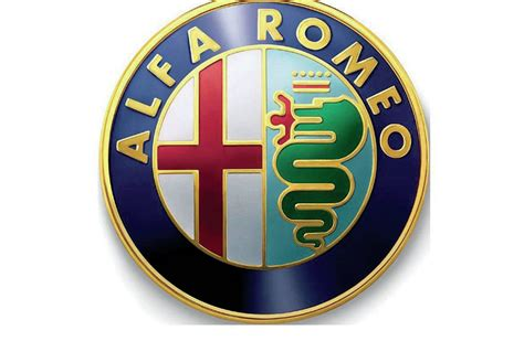alfa romeo logo 2014 alfa romeo logo outlined photo 2