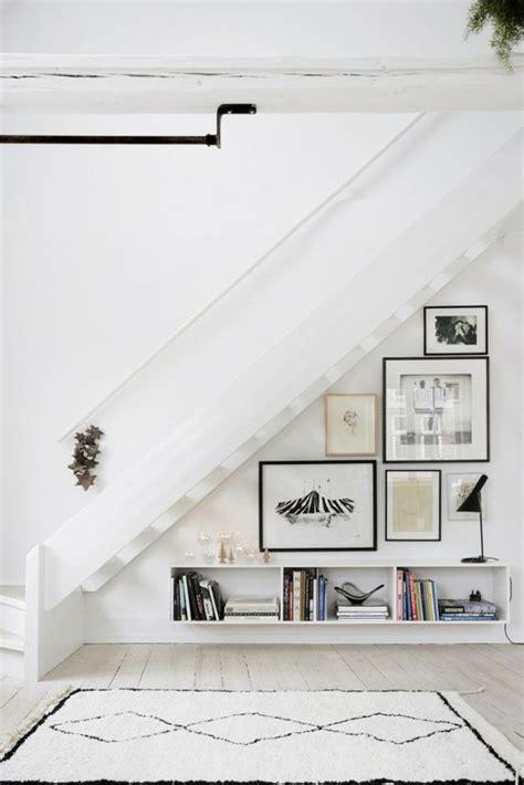 comment amenager espace sous escalier