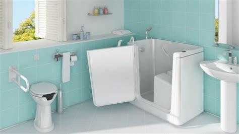 vasche da bagno apribili ausili per bagno per anziani e disabili vasche apribili