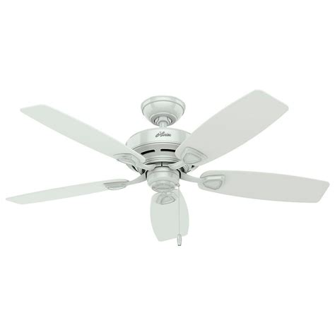 48 outdoor ceiling fan hunter sea wind 48 in indoor outdoor white ceiling fan
