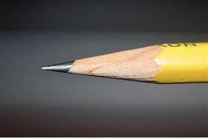 Pencil Wikipedia Tip Wiki Simple English Closeup