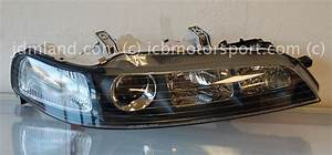 Used Jdm Integra Dc2 Type R 96 Spec Black Housing Headlights Sold