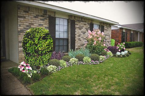 Front Yard Flower Bed Ideas For Beginners Hgtv Garden