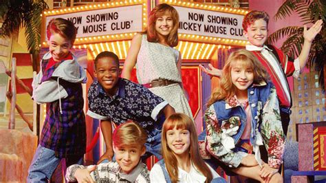 The Mickey Mouse Club Famous Members  Variety