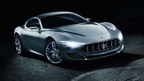 Maserati Alfieri Concept  Car Body Design