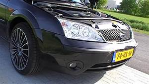 Ford Mondeo 2002 : ford mondeo 2 0 16v duratec he 2002 sound with k n youtube ~ Medecine-chirurgie-esthetiques.com Avis de Voitures