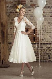 short lace vintage outdoor wedding dress sang maestro With dresses for outdoor wedding