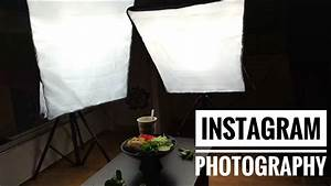 ARTIFICIAL LIGHTING FOR FOOD PHOTOGRAPHY - YouTube