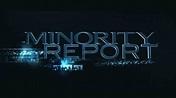 Minority Report (TV series) - Wikipedia