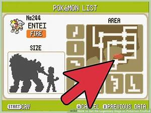 How To Get The Legendary Dogs On Poku00e9mon Firered 10 Steps