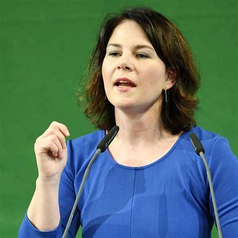 Wenn annalena baerbock bundeskanzlerin wird. Annalena Baerbock über die Grünen und jungen Klima-Protest - Politik - jetzt.de