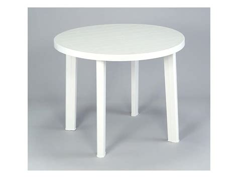 plastic patio table table made of plastic for outdoor use idfdesign