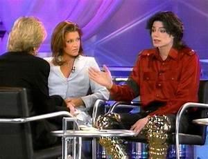 Diane Sawyer interview michael jackson | The Dina ...