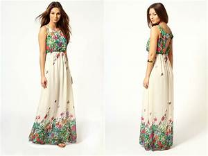 floral bridesmaid dress garden wedding pinterest With floral maxi dress for wedding