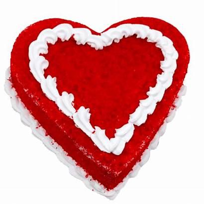 Cake Heart Velvet Cakes Zone Valentine Cakezone