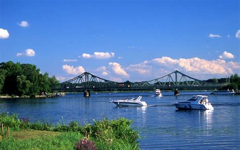 Berlin To Potsdam By Boat by Potsdam Hotels Flats City Tours