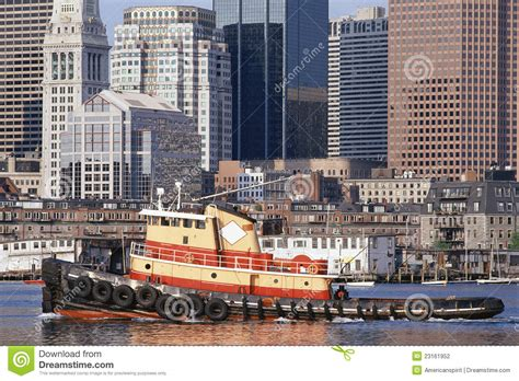 Tugboat Terms by Tugboat Editorial Photography Image 23161952