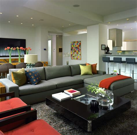 swanky large sectional sofas brings maximum decor