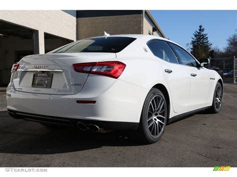 maserati ghibli white 2015 bianco white maserati ghibli 101013625 photo 3