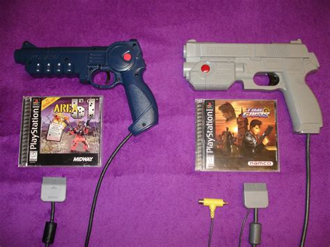 Your Favorite Home Console Light Guns And Games Classic