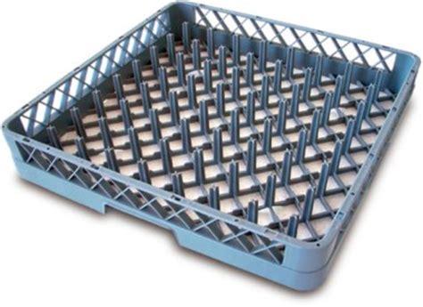 materiel de cuisine d occasion professionnel panier de lave vaisselle pour assiettes table inox lave