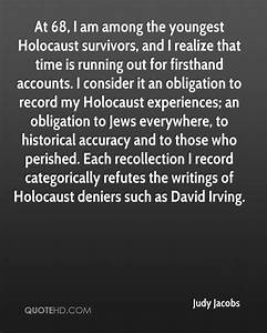 Holocaust Survi... Holocaust Survivor Inspirational Quotes