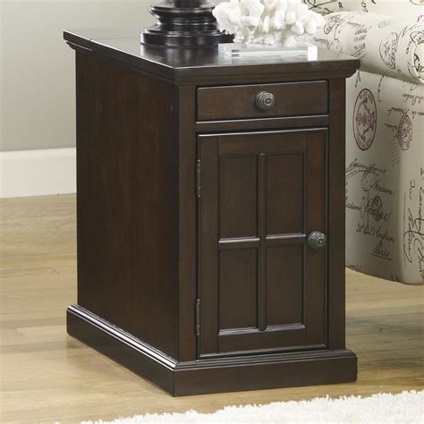 Chair Side Tables With Power by Laflorn Chair Side End Table With Power Outlets Pull Out