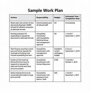 image result for work plan template workplan pinterest With project management work package template