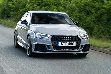 audi rs saloon  review car magazine