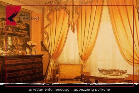Tendaggi Foto Tendaggi Classici Con Mantovana Atelier Tessuti