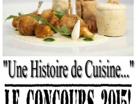 recettes de une histoire de cuisine
