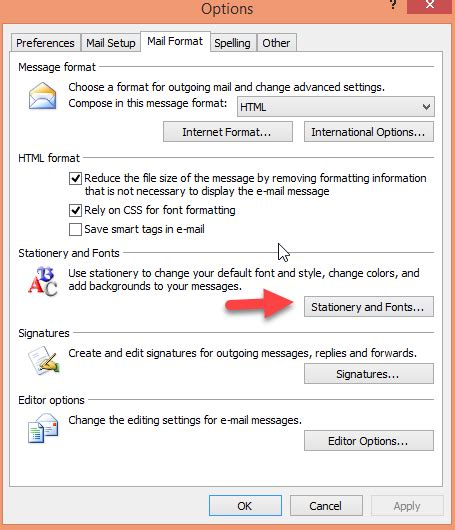 How Change The Default Look Outlook Mashnol