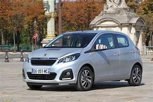 Peugeot 108 Prix Ttc : prix peugeot 108 tarifs la hausse et nouveaux quipements de s rie l 39 argus ~ Medecine-chirurgie-esthetiques.com Avis de Voitures