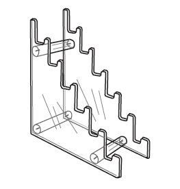 multiple plate stand
